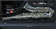Yamaha YTS 62S  Tenor Saxophone in Silver Finish. Impeccable Condition.