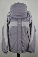 HELLY HANSEN Purple Winbreaker Jacket size S