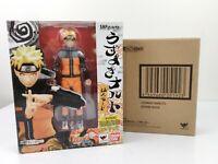 Bandai S.H. Figuarts Naruto Uzumaki Sennin Mode Action Figure