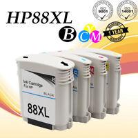 88XL 88 XL Ink Cartridge For HP OfficeJet Pro L7500 L7550 L7580 L7590 L7600