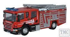 76SFE010 Oxford Diecast OO Scania CP31 Pump Ladder Shropshire Fire & Rescue