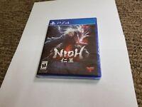 Nioh (Sony PlayStation 4, 2017) new ps4