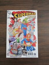 SUPERMAN 1 SHOT  80 PAGE GIANT 2011