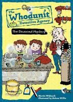 The Diamond Mystery #1 (the Whodunit Detective Agency): By Martin Widmark