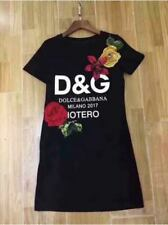 D&G DRESS EMBROIDERED