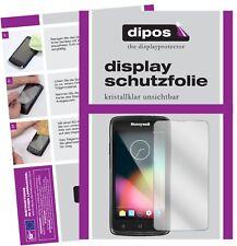 6x honeywell eda50k lámina protectora claramente protector de pantalla Lámina protectora de pantalla