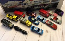 Vintage Hot Wheels Matchbox Maisto ErtI Cars 1979 Shell 1983 Night Force Toy Lot