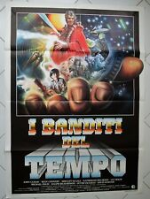TIME BANDITS Original Poster Terry Gilliam - Sean Connery - Monty Python CLEESE