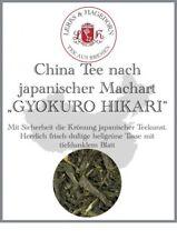 China Thé Selon Japonais Art Gyokuro Hikari 1 KG