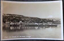 RPPC Oregon OR Columbia George River Hwy The Dallas Dock Ship S S Wheeler C1943