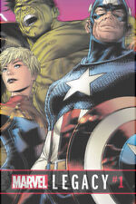MARVEL LEGACY #1 JOE QUESADA LENTICULAR VARIANT EDITION 1ST PRINTING OUT 9/28