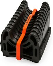Camco 20ft (43051) Sidewinder RV Sewer Hose Support, Made From Sturdy Lightweigh