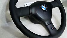 NEW RARE BMW M Technik II leather steering wheel E24 E28 E30 E32 E34 M5 M tech 2