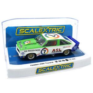 Scalextric C4158 Holden A9x Torana 1978 Bathurst Car 7 Bob Morris 1/32 Slot Car