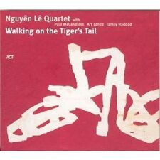 "NGUYEN LE ""WALKING ON THE TIGER'S TAIL""  CD NEU"