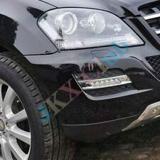For Mercedes-Benz ML350 W164 ML280 MO k LED Daytime Running Light Fog Lamp Cover
