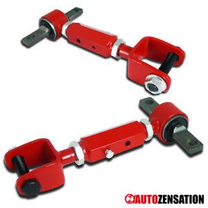 For 01-05 Honda Civic /& 02-06 Acura RSX TruHart Rear Adjustable Camber Kit
