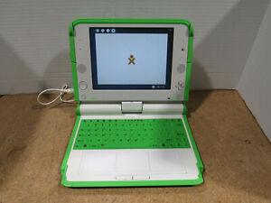 OLPC One Laptop Per Child Computer XO-1 AMD LX700 256MB RAM OS Linux Sugar 8.2