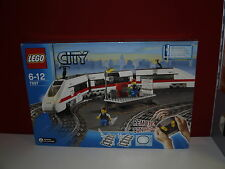 Lego Eisenbahn 7897 ICE Passagierzug, Passenger Train, OBA, OVP, BOX, TOP!