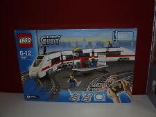 Lego Eisenbahn 7897 ICE Passagierzug, Passenger Train, OBA, OVP, BOX, TOP!