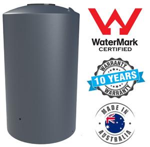 Water Tank 1600 litre Round - Australian Made & Certified