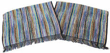 MISSONIHOME LIMITED EDITION OWEN 170 TWO HAND TOWELS SET ECO WEAVE + DYE COTTON