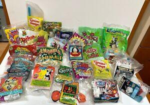 Vintage *BIG Variety* Wendys Kids Meal Toys - Your Choice - NIP