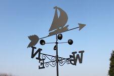 Weathervanes- Steel Boat Weathervane
