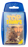 Top Trump Specials The Lord Of The Rings The Return Of The King Card Game Gollum