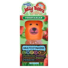 Jelly Bears Strawberry Multivitamins 60 X2g