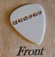 KANSAS band logo signature guitar pick -(w)