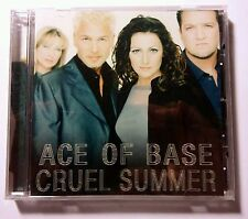 NEW SEALED - ACE OF BASE - CRUEL SUMMER 1998 CD ARISTA ARCD9021