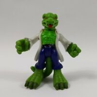 Playskool Hasbro Heroes lizard figure good used condition free delivery marvel