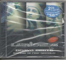 LYRICALZ - Brava gente - LEFT SIDE - CD+CDs RARO 1999 HIP HOP RAP SIGILLATO