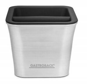 Gastroback 99000 Barista Coffee Box Abklopfkasten fü Espressomaschinen Kaffeebox