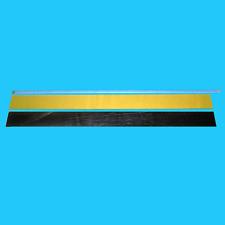 Antidröhnstreifen gegen Regenprasseln passend für Alu / Stahl Fensterbänke pro m