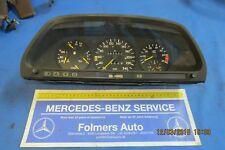 Mercedes original european kombiinstrument tacho 1265426001 kompleet