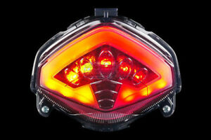 SMOKE LED TailLight Turn Signal for CBR500R CB500F 500X 2013 2014 2015 Honda UK