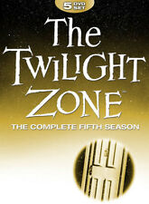 The Twilight Zone: Complete Fifth Collection [New DVD] Boxed Set, Full Frame,