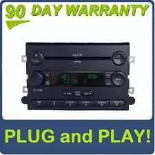 Ford EXPLORER F150 F250 Mercury Sable Radio Receiver 6 Disc CD Changer MP3 OEM