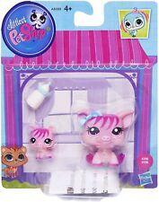 Littlest Pet Shop Figures Pig and Baby Pig