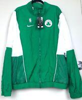 Nike Boston Celtics Tracksuit Track Jacket Green White AV6703-312 Men's S-XXL