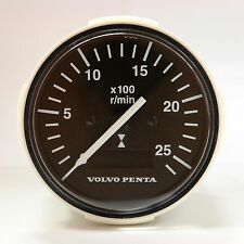 volvo penta tachometer in boats parts & accessories ebay  teleflex ih15105 tachometer wiring harness for mercury mariner 5 #13