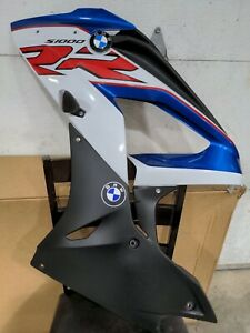 2018 S1000RR BMW Left Fairing Complete Very Nice 15 16 17 18 19 S 1000 Rr Cowl