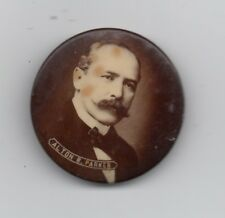 1904 Celluloid Political Pinback for Presidential Candidate Alton Parker