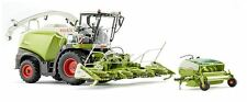 Wiking 077812 Claas Jaguar 860 Feldhäcksler mit Orbis 750 und Pick up 300