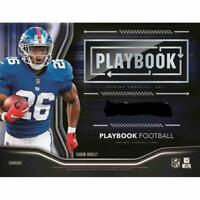 2018 Panini Playbook Purple Parallel Football Cards Pick From List