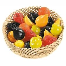 Learn And Play Fruits In A Bag (24-Piece) Mixture Plastic Fruit pieces Role Play