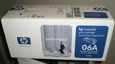 HP C3906A Toner Cartridge, Genuine HP 06A,Laserjet 5L,6L, New Sealed