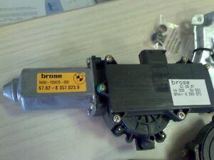 BMW Fensterheber motor E36 NEU Antriebseinheit rechts